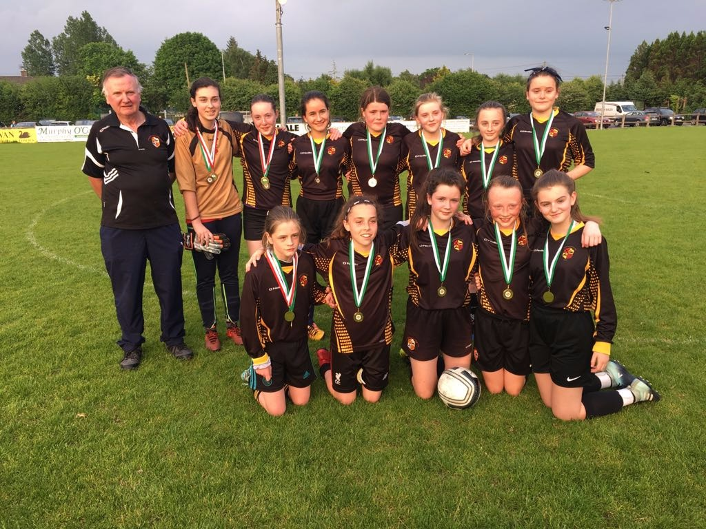 U14 Limerick County Shield Winners 2017_18