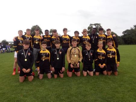 Winners U16 Limerick Cup July 18